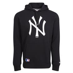 new era New York Yankees Hoody heren casual sweater zwart