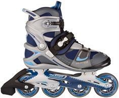Nijdam 52RX inline skates / skeelers zwart
