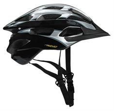 Nijdam 75CX Skate/fietshelm bmx/skate helm zwart