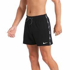 Nike 5 Logo Tape Short heren beach short zwart