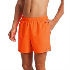Nike 5 volley Short heren beach short oranje
