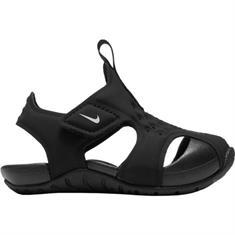 Nike 943827.001 jongens sandalen zwart