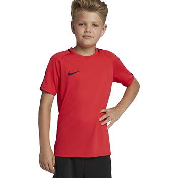 Nike Academy Dry Top SS Junior voetbalshirt ROOD