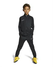Nike Academy Track Suit junior voetbal trainingspak zwart