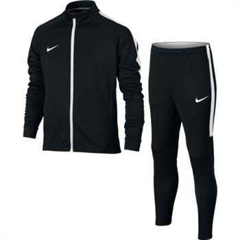 Nike Academy tracksuit Junior trainingspak ZWART