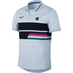 Nike Advantage Polo heren tennisshirt blue