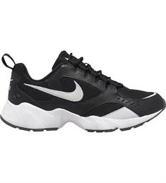 Nike Air Heights heren sneakers zwart