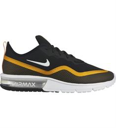Nike Air Max Sequent 4.5 heren sneakers zwart dessin