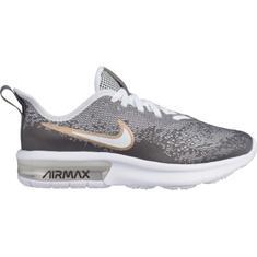 Nike Air Max Sequent 4 meisjes schoenen licht grijs