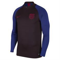Nike Barcelona Strike sr. voetbalsweater aubergine