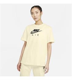 Nike Boyfriend dames shirt geel