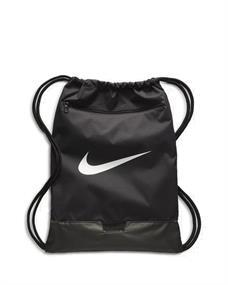 Nike Brasilia Gym Zak tennis rugzak zwart