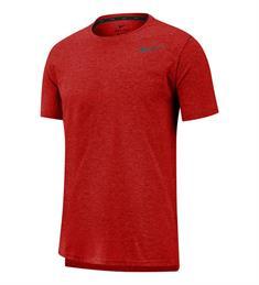 Nike Brt Top SS Hyper Dry heren sportshirt rood