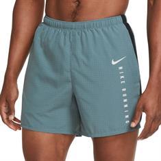 Nike Challenger Run Division heren sportshort blauw