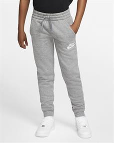 Nike CLUB FLC JOGGER PANT jongens sportbroek antraciet
