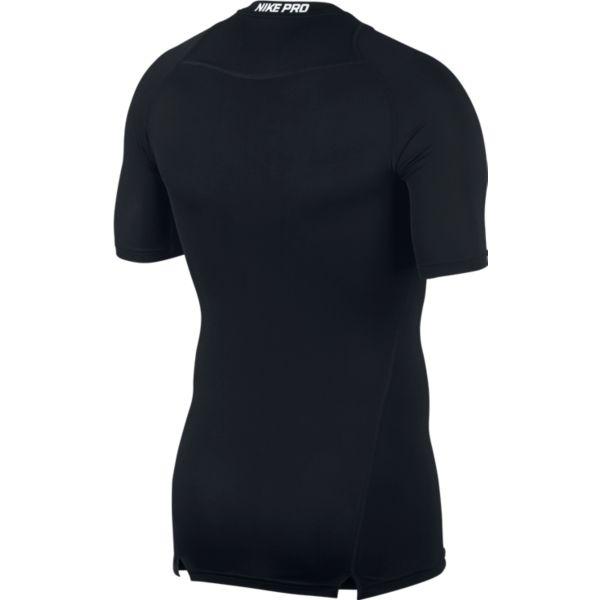 Nike Comp Top heren compressie shirt zwart