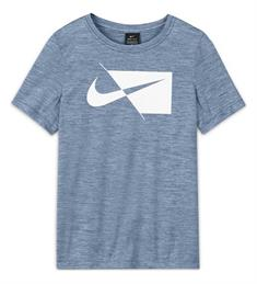 Nike Core Big Kids jongens sportshirt blauw