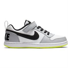 Nike Court Borough junior schoenen wit