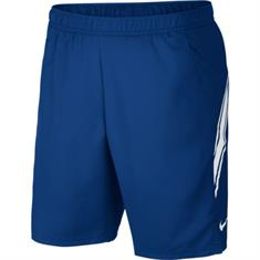 Nike Court dry short heren tennisshort kobalt