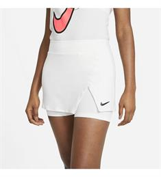 Nike Court Victory dames tennisshorts wit