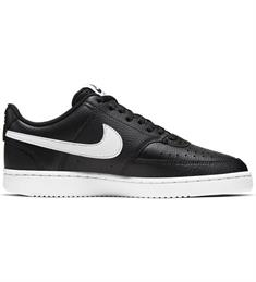Nike COURT VISION LOW WOMEN'S SHOE dames sneakers zwart