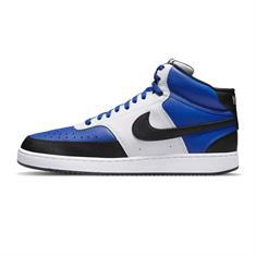 Nike Court Vision Mid heren sneakers blauw