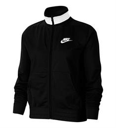 Nike dames sportsweater zwart