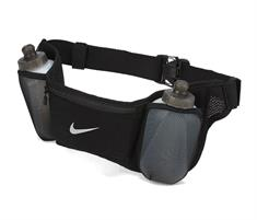 Nike Double Flask Belt bottle belt zwart