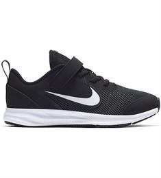 Nike Downshifter 9 junior hardloopschoenen zwart