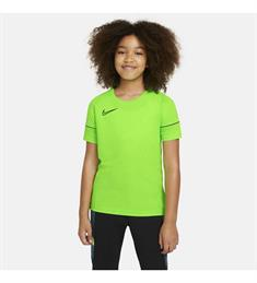 Nike DRI-FIT ACADEMY BIG KIDS SHO junior voetbalshirt groen