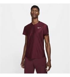 Nike Dri-Fit Advantage heren sportshirt bordeaux