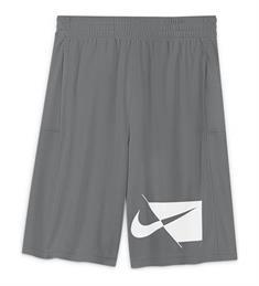 Nike Dri-Fit Big Kids jongens sportshort grijs