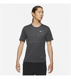 Nike Dri-Fit Run Division Mile heren sportshirt zwart