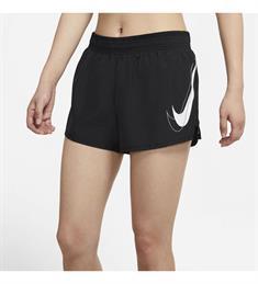 Nike Dri-Fit Swoosh Run dames sportshort zwart