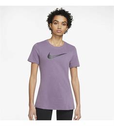 Nike Dri-Fit Training dames sportshirt paars