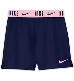 Nike Dri-Fit Trophy Big Kids meisjes sportshort marine