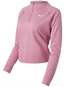 Nike Dri-Fit Victory dames sportsweater rose