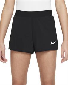 Nike Dri-Fit Victory dames tennisshorts zwart