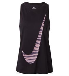 Nike DRI-FIT WOMENS TRAINING.BLAC dames singlet zwart