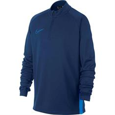 Nike Dry Academy Dril Top junior voetbaltrui marine