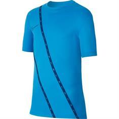 Nike Dry Academy Top heren voetbalshirt blauw
