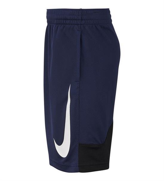 Nike Dry Fit Basketbal Short Boys jongens sportshort marine