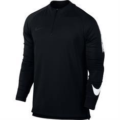 Nike Dry Sqd Dril Top heren sportsweater zwart