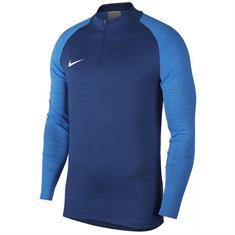 Nike Dry Strike Dril Top sr. voetbalsweater marine