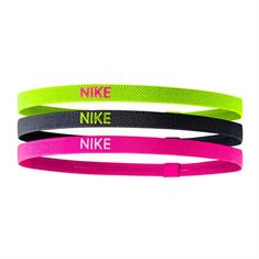 Nike Elastic Hairbands 3 Pack haarbandjes diversen