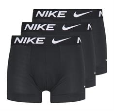 Nike Essential Micro Trunk 3 Pack boxershorts zwart