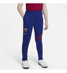 Nike FC Barcelona Academy Pro junior voetbalbroek blauw