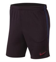 Nike FC Barcelona Strike Short heren voetbalshort aubergine