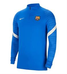Nike FC Barcelona Strike sr. voetbalsweater blauw