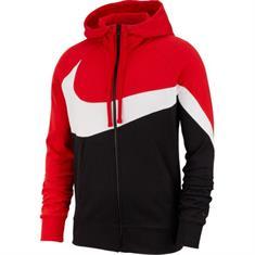 Nike HBR Hoodie STMT heren sportsweater zwart